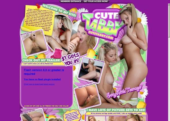 cute tabby cutetabby.com