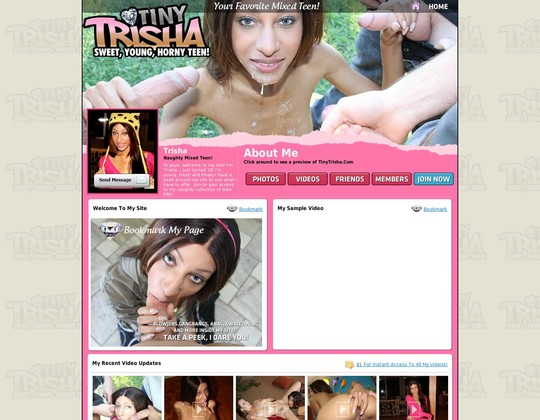 tiny trisha tinytrisha.com