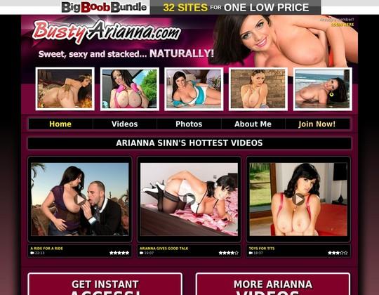 bustyarianna.com bustyarianna.com