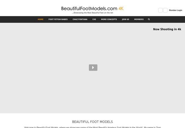 beautifulfootmodels.com