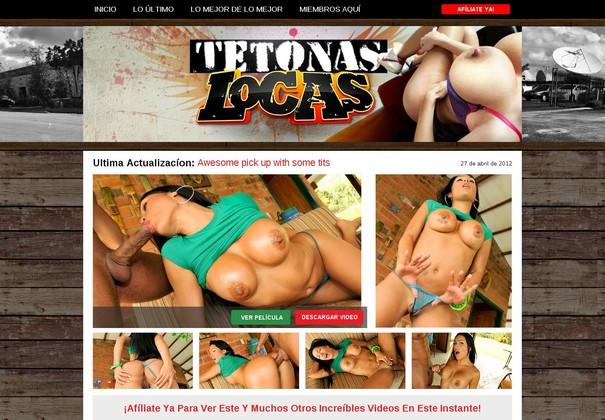 Tetonas Locas