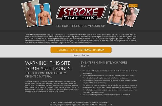 strokethatdick.com