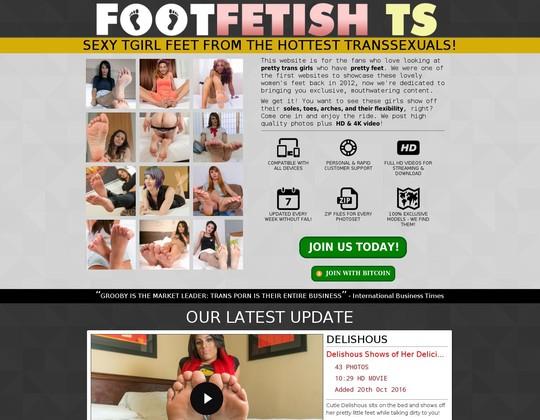 Footfetishts