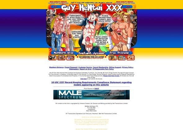 Gay Hentai XXX