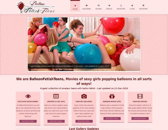 balloonfetishteens.com