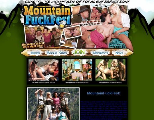 Mountainfuckfest