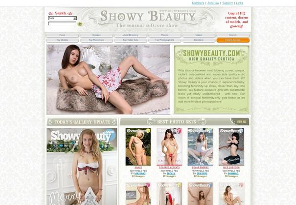 showybeauty.com