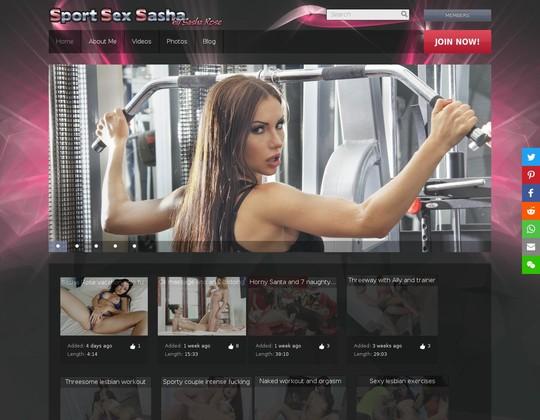 sportsexsasha.com