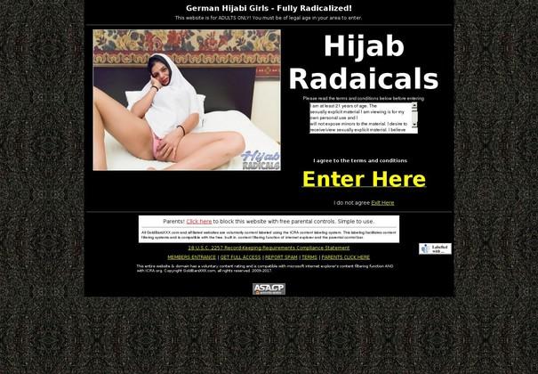 Hijab Radicals