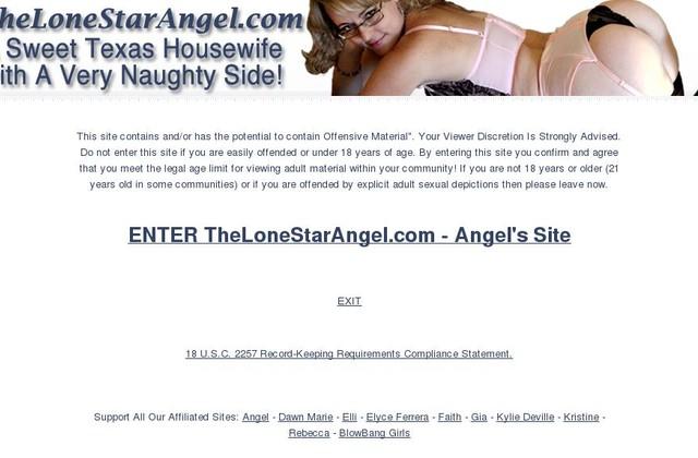 The Lone Star Angel