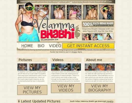 Velamma Bhabhi