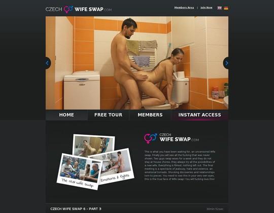 Czech Wife Swap