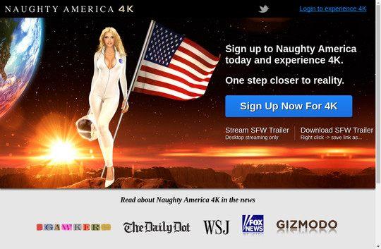 Naughty America 4k