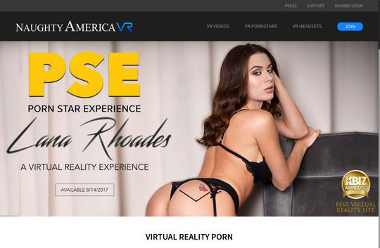 Naughty America VR