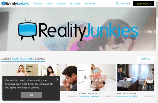 Reality Junkies