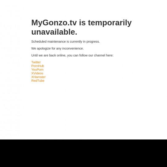 my gonzo