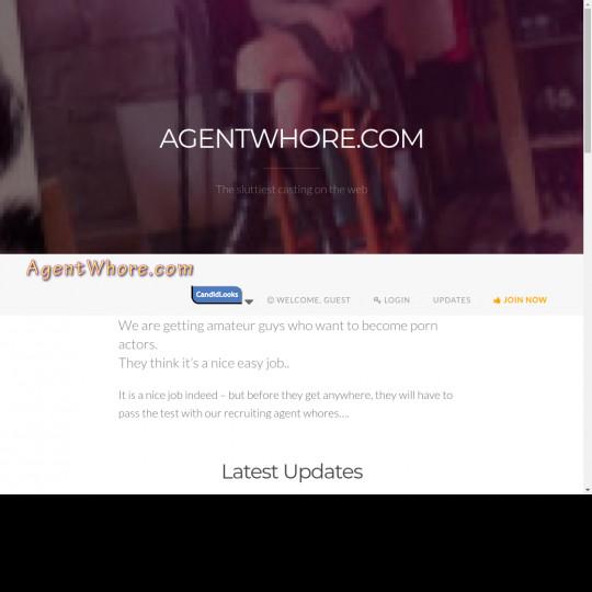 agent whore