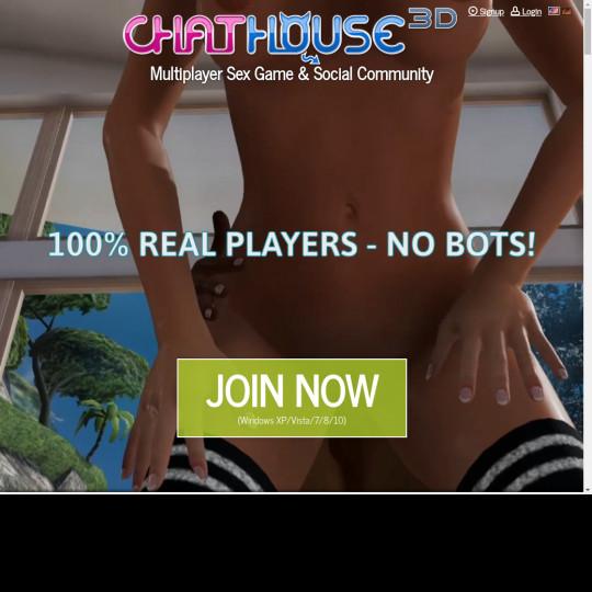 chathouse 3 d